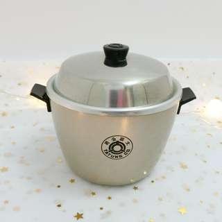全新大同袖珍版紀念鍋 TAC-1A-C(香檳色) 大同電鍋 迷你版 小電鍋 收藏 裝飾品 擺飾