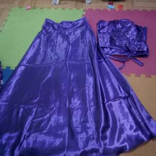 Gown Terno