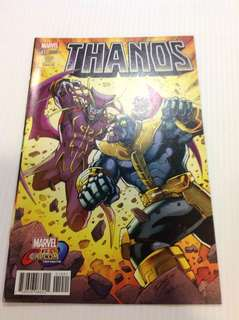 Thanos 10 Capcom Variant