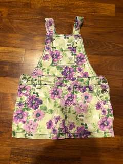 Guess Floral Jumpsuit for Girl