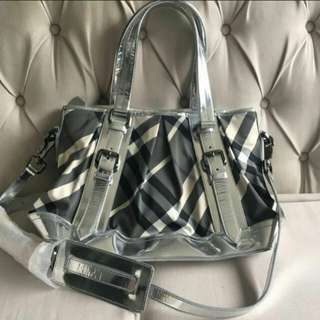 Final Sale ⚡Burberry Sliver Bag