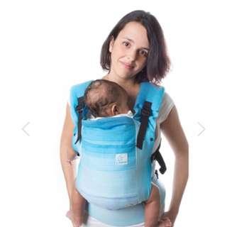 Chimparoo Trek Woven Baby Carrier