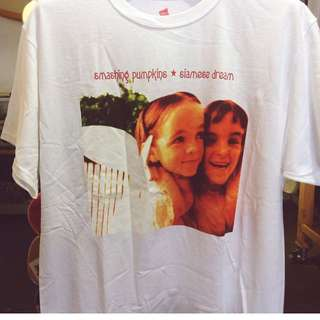 Tshirt Smashing Pumpkins SiamaseDream
