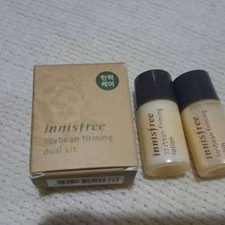 INNISFREE Soybean Firming Kit 10ml MINI
