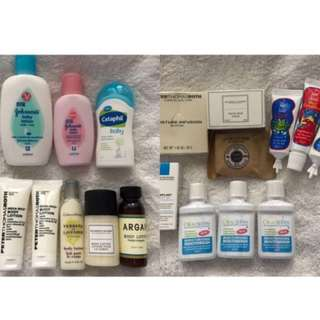 [BUNDLE] $10 mailed beauty samples