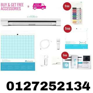 Silhouette Cameo with Freegift
