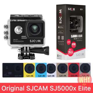 Original SJCAM SJ5000x Elite Action Camera Waterproof Sport Camera
