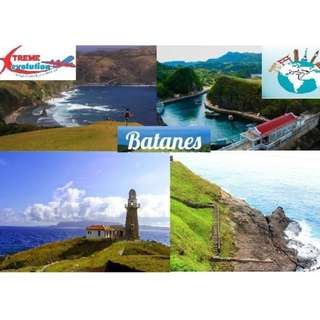 3D2N BATANES TOUR PACKAGE FOR AS LOW AS 4,275/PAX!
