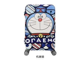 Doraemon luggage cover 30-32 inches