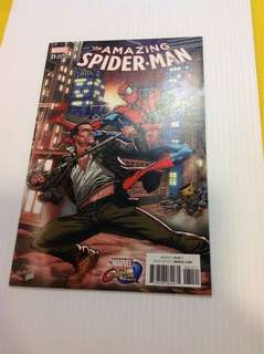 Amazing Spider-Man 31 Capcom Variant