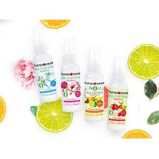 Human Nature - All-Natural Sanitizer 50ml