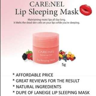 Care:nel Lip Sleeping Mask