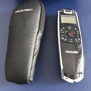 Pro link wireless presenter