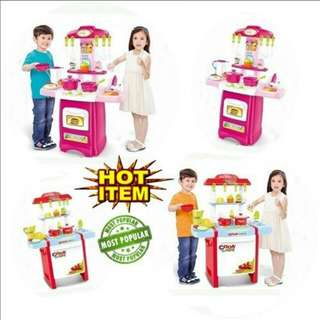KIDS COOKING SET