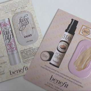 Benefit Stay Put Primer 眼部底霜
