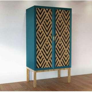 Boaz Original accent cabinet