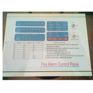 GoalStar Fire Alarm Control Panel 16zone