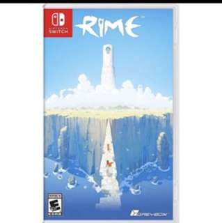 Switch RIME