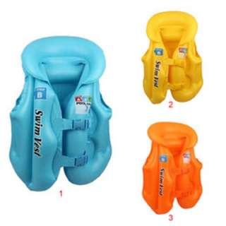 Baby swim jacket
