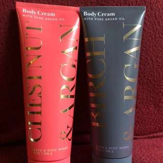 Bath & Body Works Body Cream / Lotion