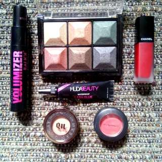 Make-up bundles