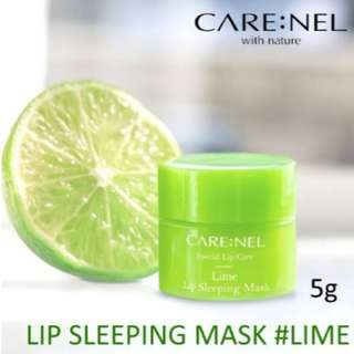 Care:nel Lip Sleeping Mask (Lime)
