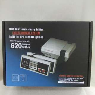Family game console 620 built in game ( instock )