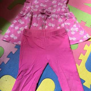 Baby set for 1-2 yrs old