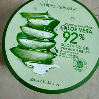 Nature aloevera