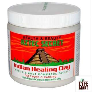 *FREE MAIL* Aztec Secret Indian Healing Clay