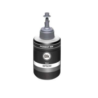 Epson T7741 Pigment Black Ink Bottle - 140ml (Item No: EPS T774100)