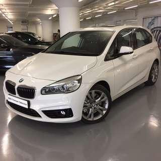 BMW 225IA ACTIVE TOURER SPORT 2014