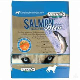 Addiction Salmon Bleu (for Dog) 4lb