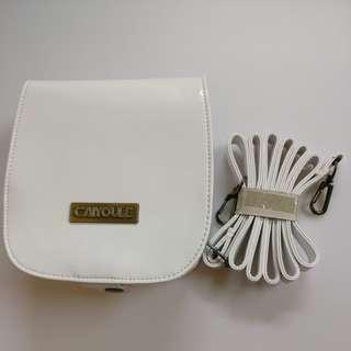 Instax Mini 9, Mini 8 Leather Bag Fujifilm