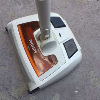Philips electric floor sweeper
