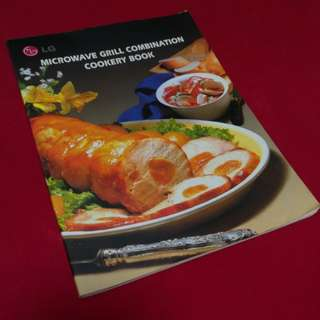 Microwave Grill Combination Cookery Book