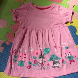Baby dress 1-2 yrs old