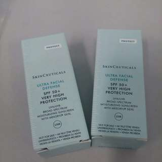 SkinCeuticals Ultra Facial Defense SPF50 +