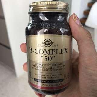 Solgar vitamin b