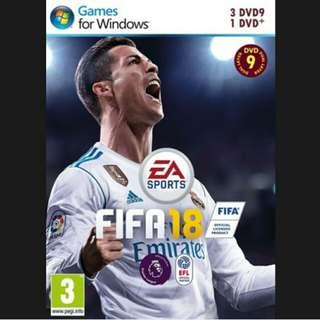 FIFA 18 - Offline