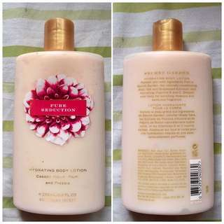 Victoria Secret Lotion (Pure Seduction)-Auth