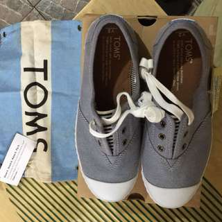 Toms Zuma Lt Blue Chambray