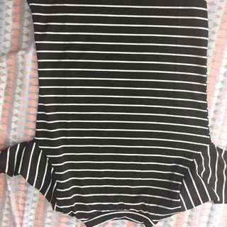 Striped Shirt Long Sleeve