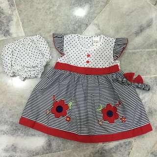 🔥FREE POST Baby Girl Dress
