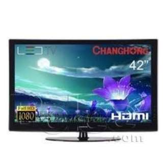 "Changhong 42"" LED TV"