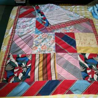 Old Quilt Blanket Cover
