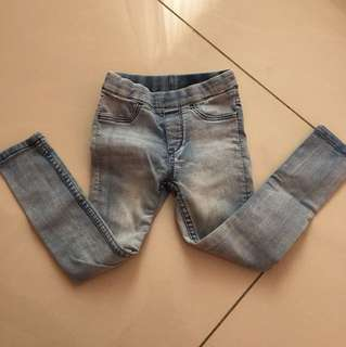 Reduced!!! H&M super skinny fit jeggings