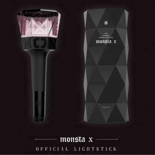 MONSTA X OFFICIAL LIGHTSTICK