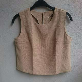 #15Off Office Crop Top ( Free Shipping WM)