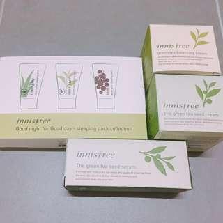 Innisfree Green Tea Seed Serum (New & Sealed)